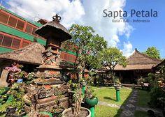 Voucher Wisata : Enjoy Your Great Holiday at Sapta Petala Kuta-Bali Starting from Rp285.000 by. LaKupon.com