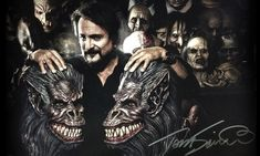 Tom Savini's Special Makeup Effects Program Pennsylvania Zombie Halloween Makeup, Scary Halloween Costumes, Halloween Face, Horror Make-up, Horror Movies, Face Painting Designs, Paint Designs, Zombie Makeup Tutorials, Tom Savini