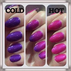 Mood Gel Nail Polish Uk - Nails have actually ended up being crucial style devices for females in today day globe. Mood Nail Polish Gel, Mood Changing Nail Polish, Gel Polish Colors, Gelish Colours, Color Nails, Pedicure Nail Art, Nail Manicure, Gel Nails, Shellac