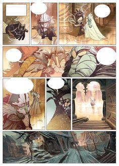 Brigada Pages Preview 2a by EnriqueFernandez.deviantart.com on @deviantART