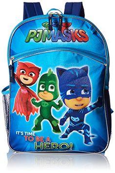 e1acddd9cfb4 PJ Masks 5 Piece Backpack School Set  PjMasks  KidsBackpack  KidsLunchbox   BackToSchoolShopping  FunApparel  FunFashion  KidsFashion  FunStartsHere   YTB