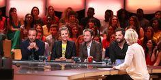 Entre rires convenus et questions «gênantes», les débuts d'Ali Baddou avec «LeSupplément»