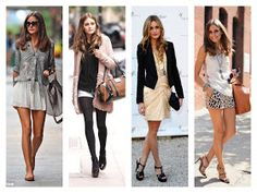 The Fashionista Observer- An Irish Fashion, Beauty & Lifestyle Blog: Steal Their Style - Olivia Palermo