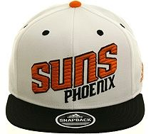 check out f939d f0ec4 Phoenix Suns Snapback Hat by Adidas
