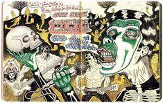 The Misfits by benjamin marra