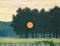 The Banquet, 1958  Rene Magritte —