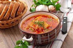 Ciorbă de varză - Retete culinare - Romanesti si din Bucataria internationala