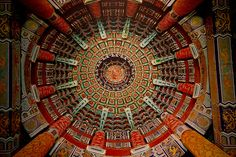 Temple of Heaven, Beijing. #Architecture #Circle