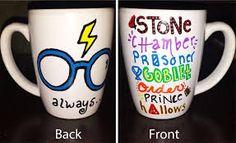 harry potter mug...