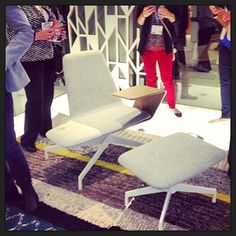 Haworth Harbor Work Chair at NeoCon 2013