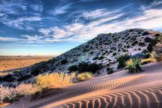 El Paso Blue  West Texas desert skies