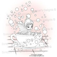 1 Design 3 Images in total  JPG & PNG format  THIS IMAGE IS WITHIN THE  Fairies And Pixies V Colouring Book Digital Download http://scrappersdelights.com/store/index.php?main_page=product_info&cPath=6&products_id=967   Simply print and colour in as you would a traditional rubber stamp or leave clear Perfect for Stitching, Painting, Colouring and Tracing etc.. Print them as many times as you want! You Can Sell You Hand made Creations!  ANGEL POLICY ONLY --------------------------------- These…