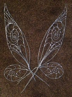 metal fairy wings - Buscar con Google