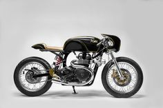 HEAD TURNER: Triumph Speedmaster by Kott Motorcycles. - Pipeburn