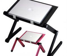 Adjustable Cooling Laptop Desk
