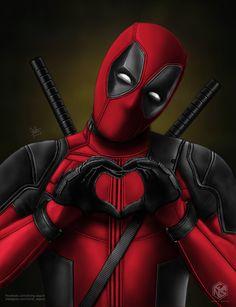 #Deadpool #Fan #Art. (Deadpool) By: Nerio E. Saguin. (THE * 5 * STÅR * ÅWARD * OF: * AW YEAH, IT'S MAJOR ÅWESOMENESS!!!™) [THANK U 4 PINNING!!!<·><]<©>ÅÅÅ+(OB4E)   https://s-media-cache-ak0.pinimg.com/474x/0c/9e/d5/0c9ed520fb978f08fd3e193174d6fbe7.jpg