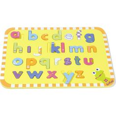 """Boikido Wooden Lower Case Puzzle - Boikido - Toys """"R"""" Us"""
