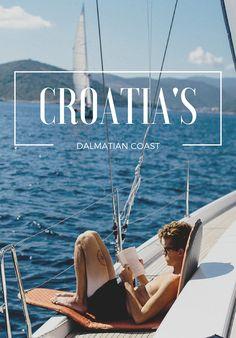 Croatia's Dalmatian Coast – The sailing vacation of your dreams.