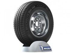 Pneu Michelin Aro 15 205/70 R15C 106/104R - Agilis R para Van e Utilitários