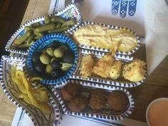 Comida israelí y de oriente medio, buena elección para los vegetarianos y no tan vegetarianos. Muy cerca del barrio judío