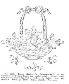 1018 McCalls embroidery catalog 1923 | Flickr - Photo Sharing!