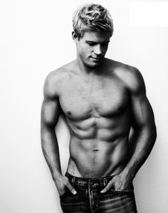 Trevor Donovan - Dunno who he is...but OMG - I know what I would do with him!!              _ _ _ Bradley Witham