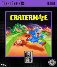 Play Cratermaze (NEC TurboGrafx 16) online | Game Oldies
