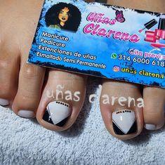Manicure E Pedicure, Diana, Instagram, Enamels, Pedicures, Nail Art