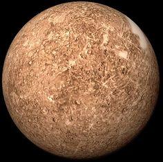 Mercurio divino por dentro y por fuera...