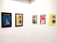 tvboy solo show at galerie soon bern
