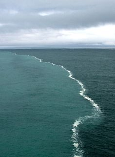 The Place Where 2 Oceans Meet   #Information #Informative #Photography