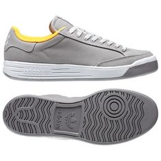 *canvas*! adidas Rod Laver's aka Summer Shoes