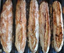 Rezept selfmademan84 - Variation von Baguette magique von selfmademan - Rezept der Kategorie Brot & Brötchen