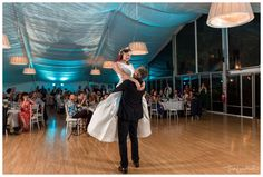 Perth Zoo Wedding Reception | Bride & Groom First Dance in the Marquee.  Photography by Trish Woodford - Mandurah Wedding Photographer
