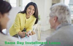 The same day installment loans scheme has been newly introduced in the financial market with the objective of helping poor credit holders in times of emergency require. With this loans scheme you can apply loans amount without long procedure.