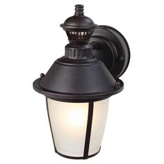 Home decorators collection brimfield 180 1 light aged iron motion home decorators collection brimfield 180 1 light aged iron motion sensing outdoor wall lantern for the garden outdoors pinterest walls lights and aloadofball Image collections