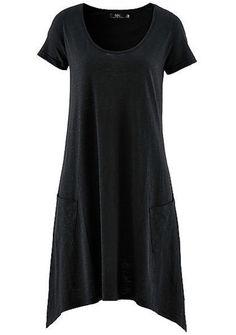 Платье-футболка черная http://fas.st/TYU5Oq