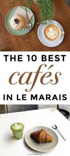 10 Best Cafés in the Marais, Paris