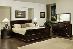 15 Charming King Size Sleigh Bedroom Sets Picture Inspirations