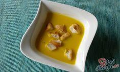 Dýňová polévka Hokaido   NejRecept.cz Muesli, Mashed Potatoes, Smoothies, Food And Drink, Eggs, Pudding, Breakfast, Ethnic Recipes, Desserts