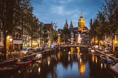 Amsterdam , город Noord-Holland