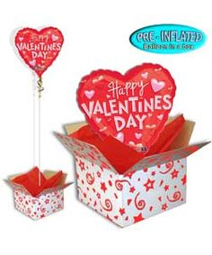 Buy Happy Valentines Day Foil Balloon at Argos.co.uk, visit Argos.co.uk to shop online for Helium balloons