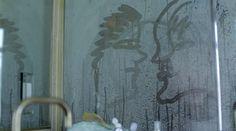 Maľujte si (aj) v sprche!