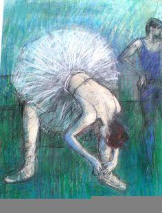 Ballerina. William Boissevain