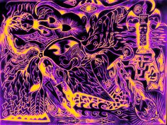 Psychedelic Vision II by ~Bideven on deviantART