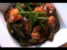 ▶ Chilli Chicken Dry - YouTube