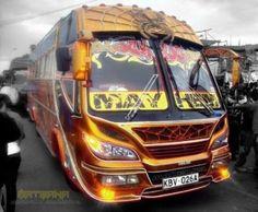 Matatu Art & Culture: Riding with free Wi-Fi