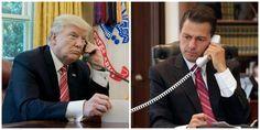 Trump expresa condolencias a EPN a una semana del sismo