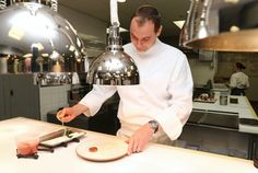 BEST RESTAURANTS IN THE WORLD 2015  5. Eleven Madison Park, New York, USA  Eleven's balcony level private dining rooms overlook New York's beautiful Madison Park and the dishes served are often playful and interactive. Eleven Madison Park has been awarded three Michelin stars.