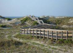 New Smyrna Dunes Park, Florida